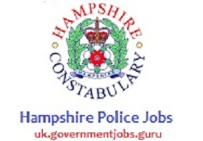 Hampshire Police Service Jobs
